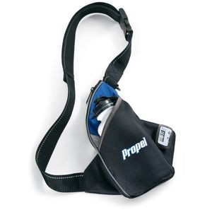 Avis Fitness Sling Bag Blue